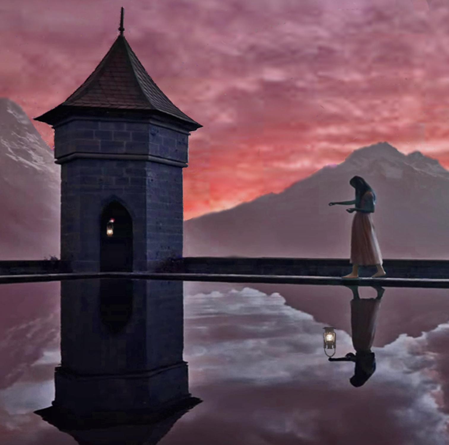 """John Holden """"Capture Light"""" - Crimson Sky"""